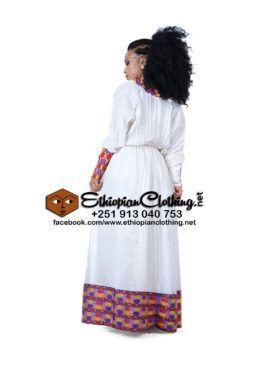 Hayke Ethiopian Clothing | Habesha Kemis | Ethiopian