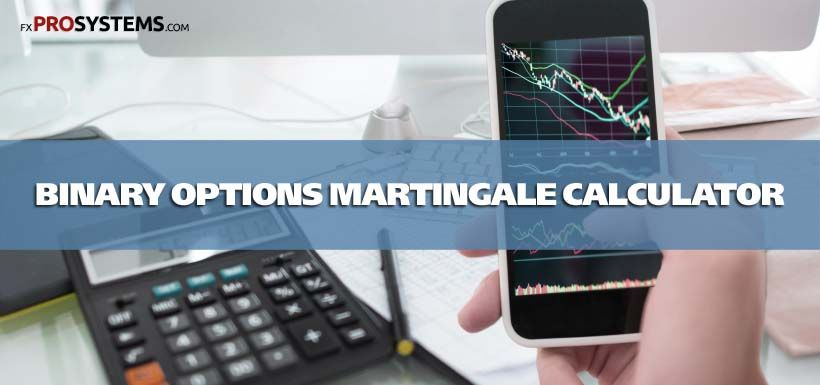 Binary Options Martingale Calculator Online | Forex Wiki Trading
