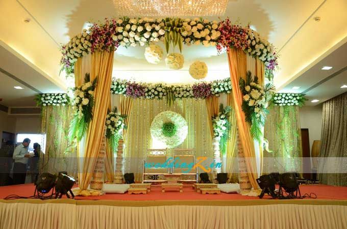 The Best Hall For Your Dream Wedding Banquet Hall Wedding Hall Wedding Hall Decorations