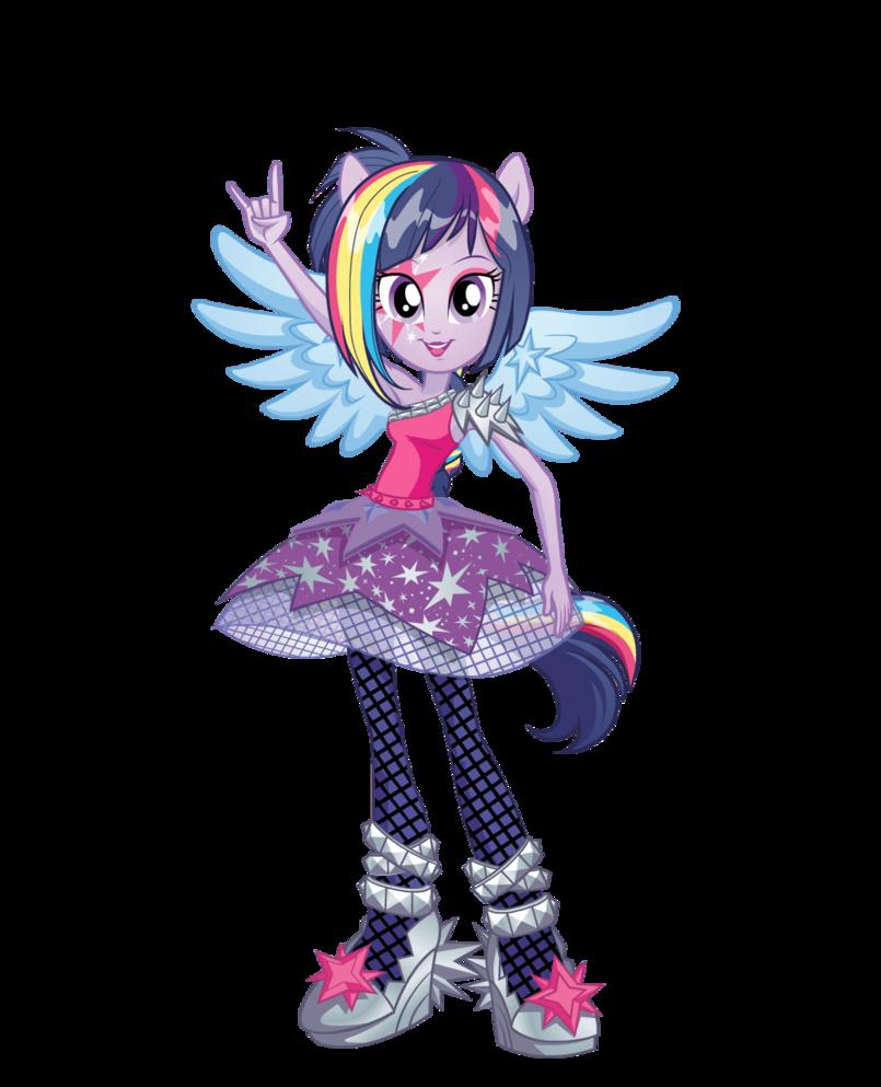 Mlp Eg2 Rainbowrocks Twilight Sparkle New Look Twilight Sparkle Equestria Girl My Little Pony Pictures My Little Pony Friendship