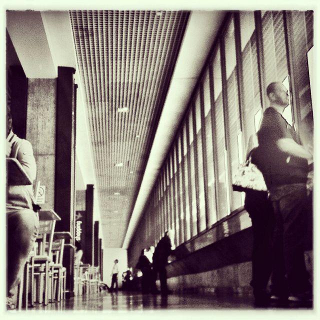 Airports Terminal, Photoshoot