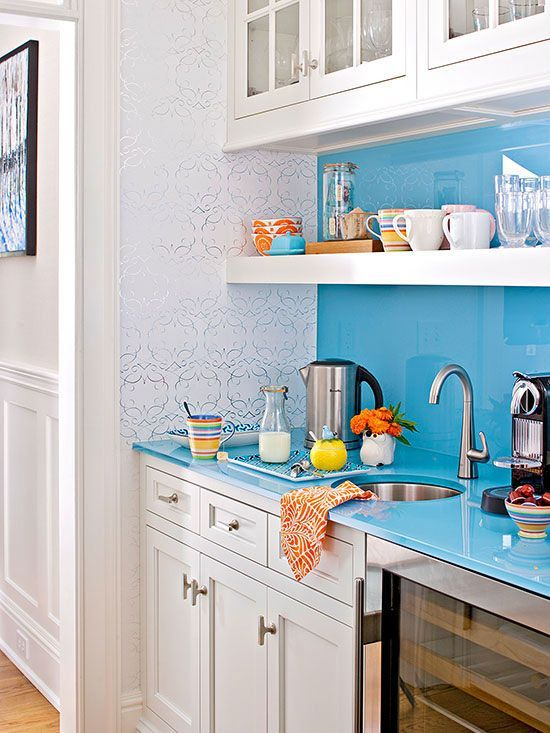 10 Simple and Crazy Ideas Faux Wood Backsplash rustic backsplash