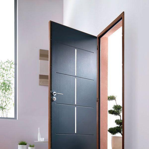 Porte du0027entrée en bois  les plus beaux modèles pour votre maison