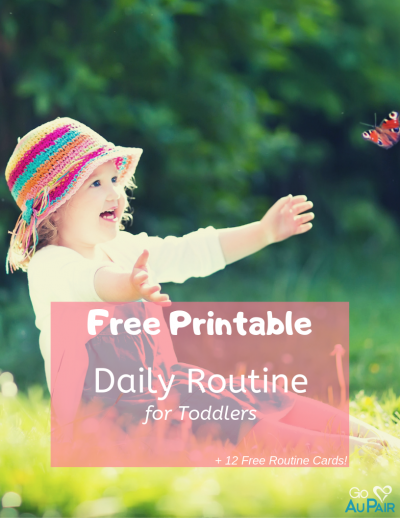 Daily Routine for 4YearOlds (with Room to Just Be a Kid