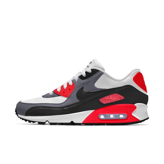 Create your own Nike Air Max 90 iD Shoe