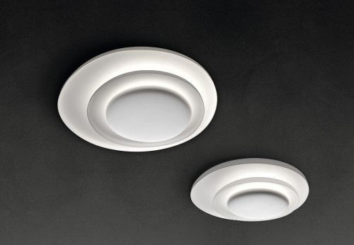 Foscarini bahia soffitto in let there be light lampade