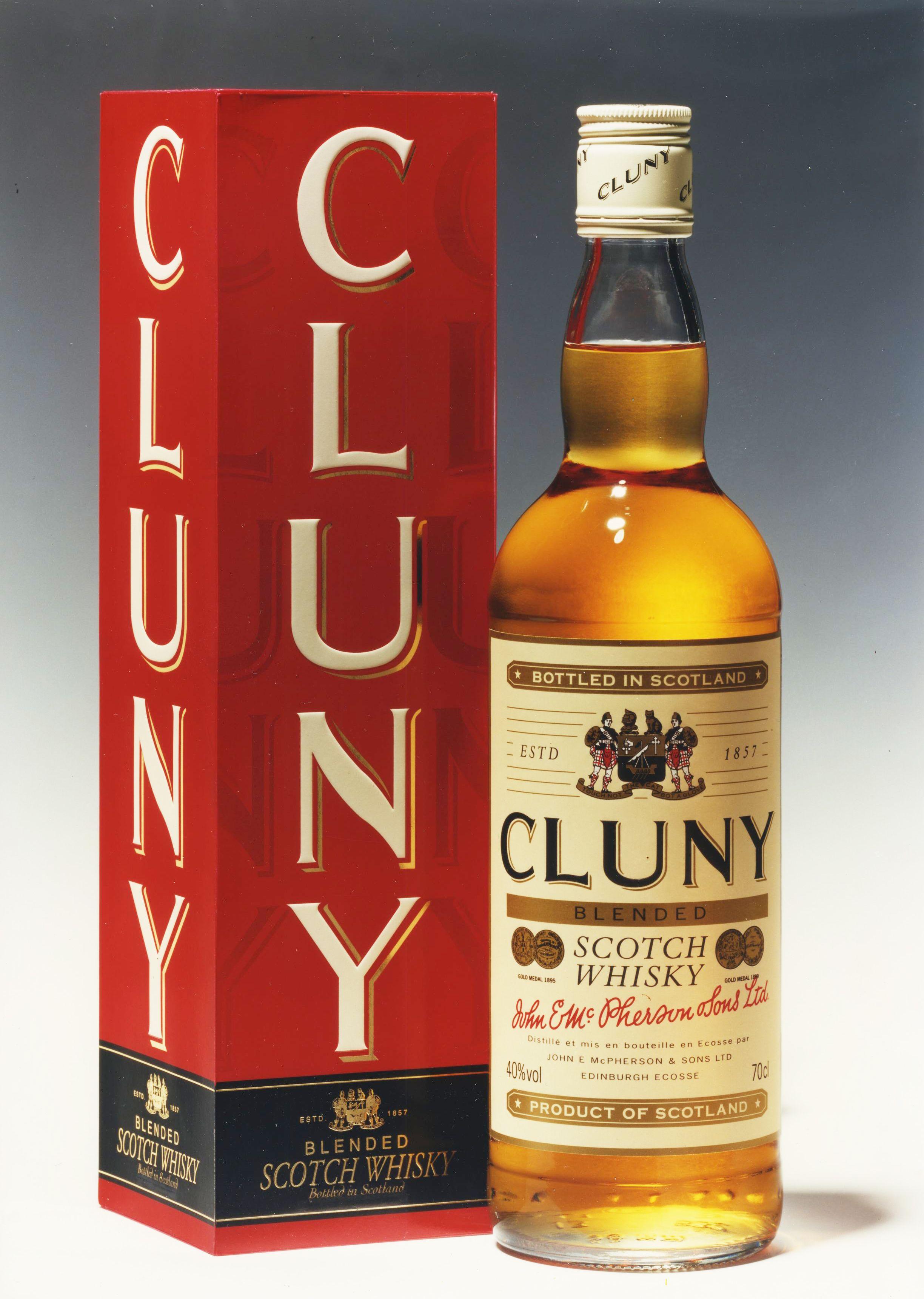 Cluny Scotch Whisky Memento Linea Ambalaj Tasar M Pinterest # Muebles Para Guardar Whisky
