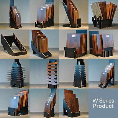 Laminate flooring display tower w 011 buy display tower for Laminate flooring displays