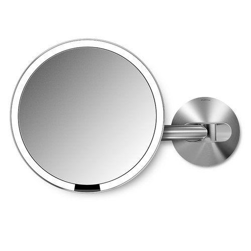 Simplehuman Hard Wired Sensor Makeup Shaving Mirror Makeup