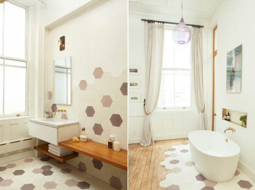 Elevate Home Design - gravity-gravity: TriBeCa Loft via Studio DB