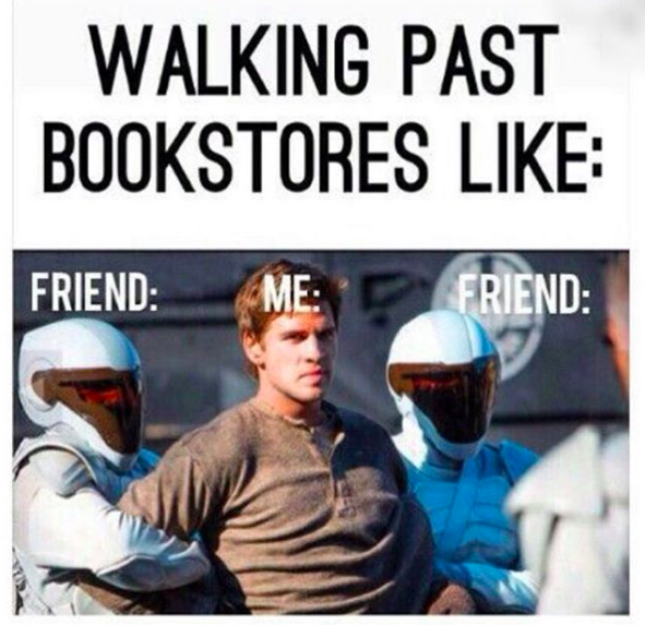15 Things Book Nerds Are Guilty Of Doing During The Summer #movietimes