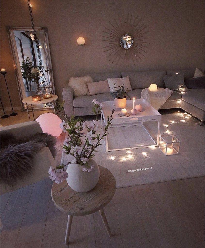 10 gemütliche Wohnzimmer Deko Ideen zum Kopieren  Deko Ideen