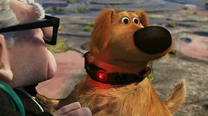 Who's Your Disney Best Friend-Dug from Up :)