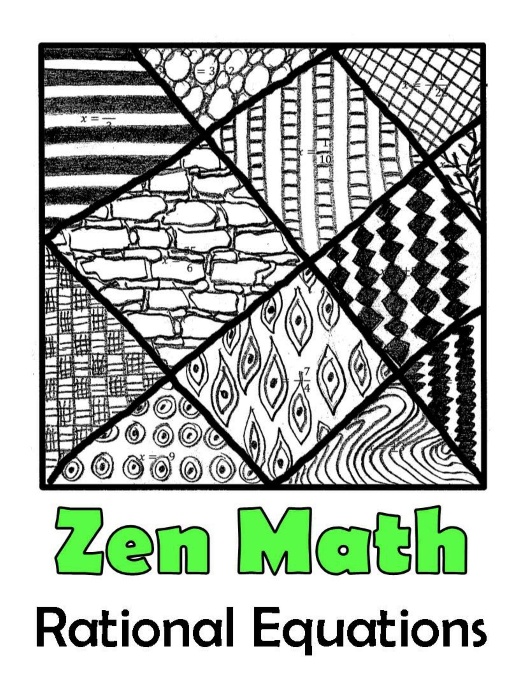Algebra 2 Color By Number Mega Bundle 30 Activities For Skills Practice Funrithmetic Equations Math Solving Quadratic Equations