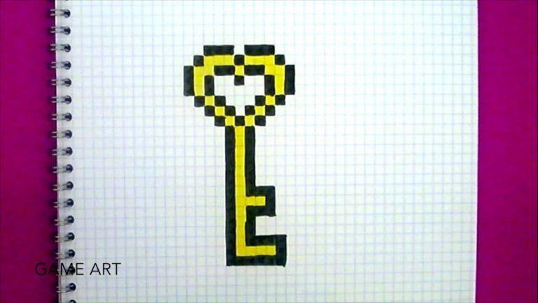 Comment Dessiner En Pixel Art