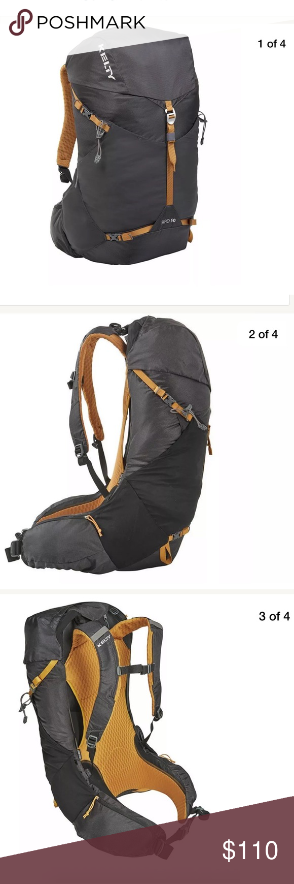 4fc0acd8112 KELTY SIRO 50L BACKPACK S/M Patagonia, osprey, arcteryx, the north face,  backpack, backpacking, kelty Bags Backpacks