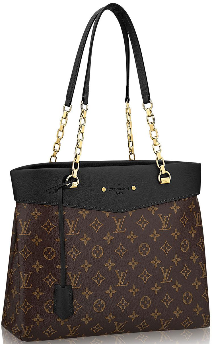 French Fashion House Louis Vuitton Is Reinventing The Luxurious Take When It Comes To Handbags With Its Latest Pallas Bag Collection