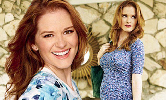 Pictures Photos Of Sarah Drew Sarah Drew Grey Hair Color Greys Anatomy April
