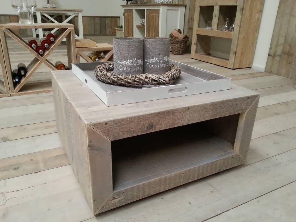Salontafel tamarinde gemaakt van oud steigerhout behandeld met love the simple grey wash wood coffee table geotapseo Images