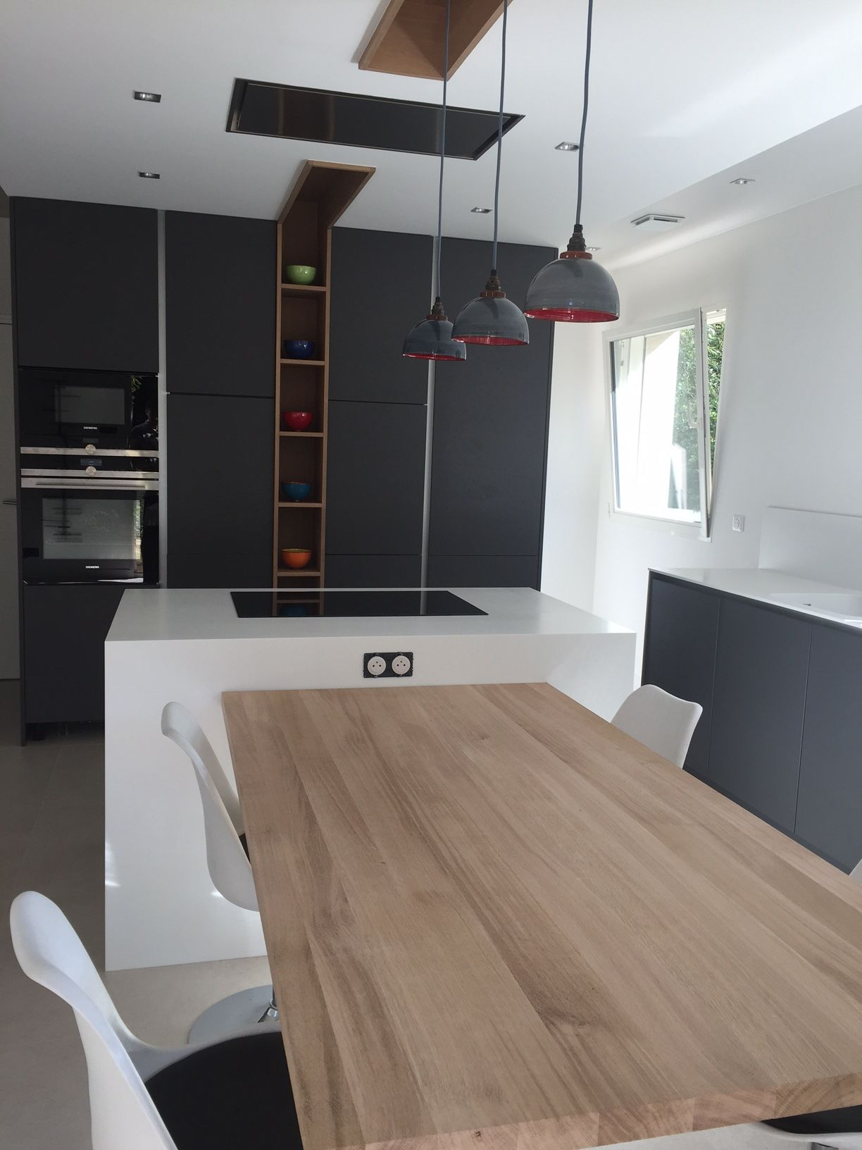 Panneauchenemassif Fabricant Chene Madeinfrance Cuisine Deco Home Avec Nos Idees De Cuisine Moderne Amenagement Cuisine Ouverte Cuisine Design Moderne