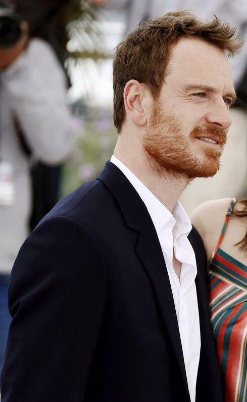 Michael Ginger Beard