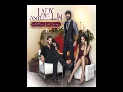 Lady Antebellum Silver Bells A Merry Little Christmas - YouTube | Lady antebellum, Christmas ...