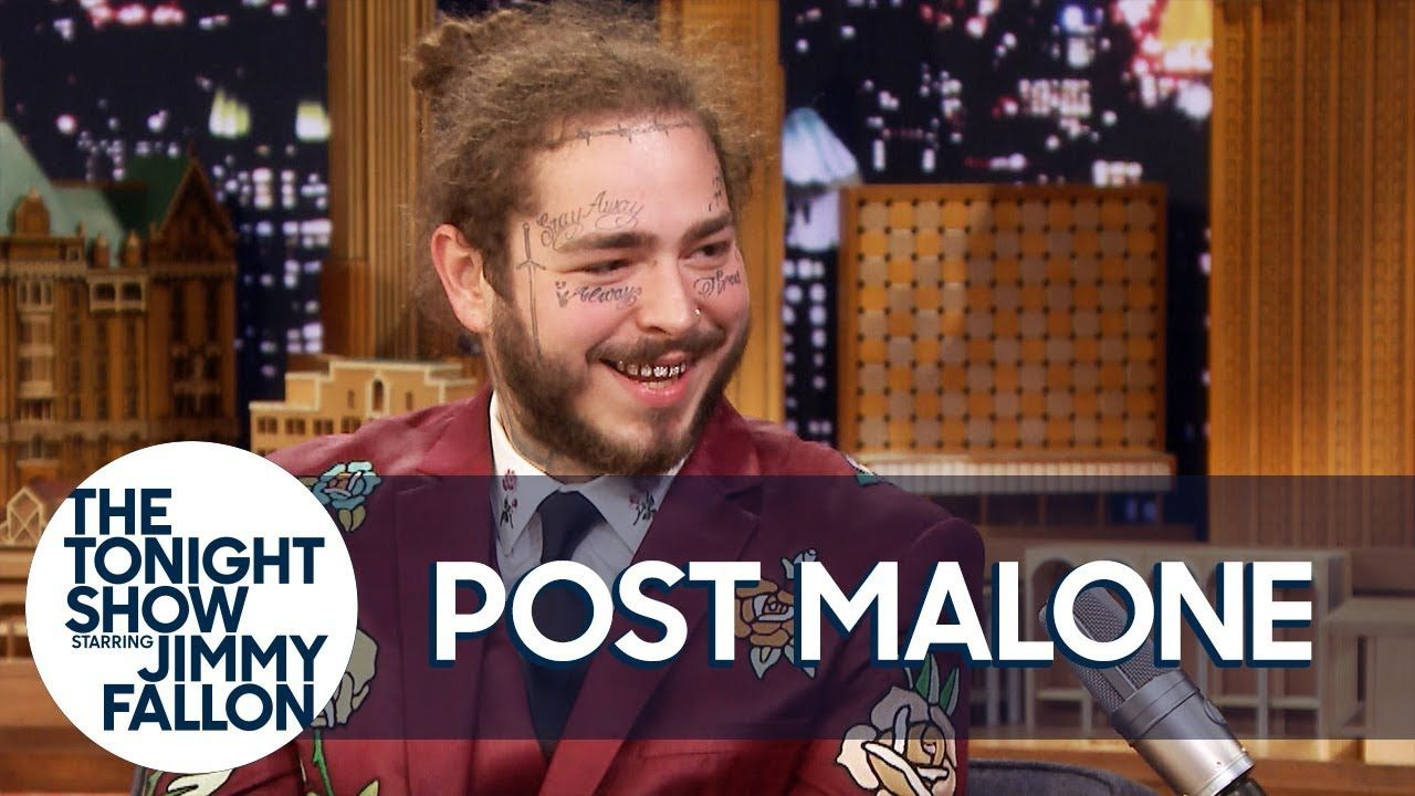Post Malone Debuts His Song from SpiderMan Into the