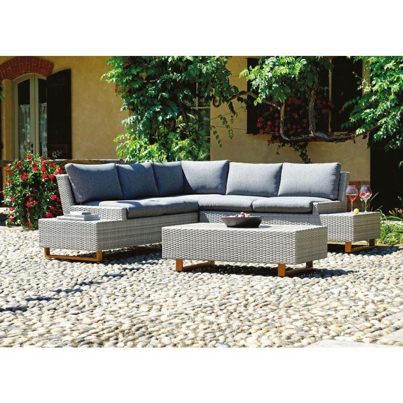 Salon De Jardin Outdoor Sectional Outdoor Furniture Sectional Sofa