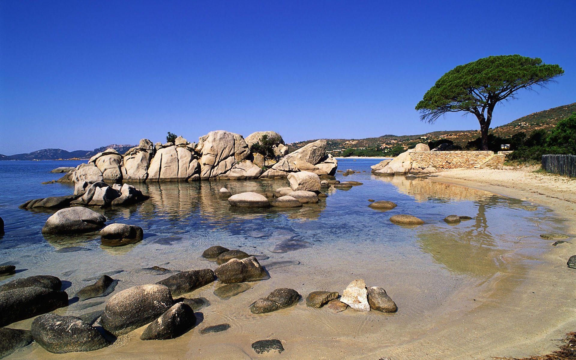 1920x1200 Desktop Hd 3d Nature Images Download Palombaggia Beach Porto Vecchio Best Beaches To Visit Beautiful Nature Wallpaper 3d nature wallpaper hd 1080p free