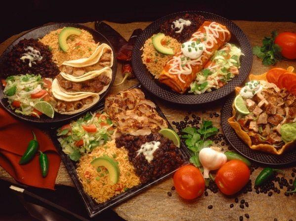 dieta para bajar de peso con comida mexicana