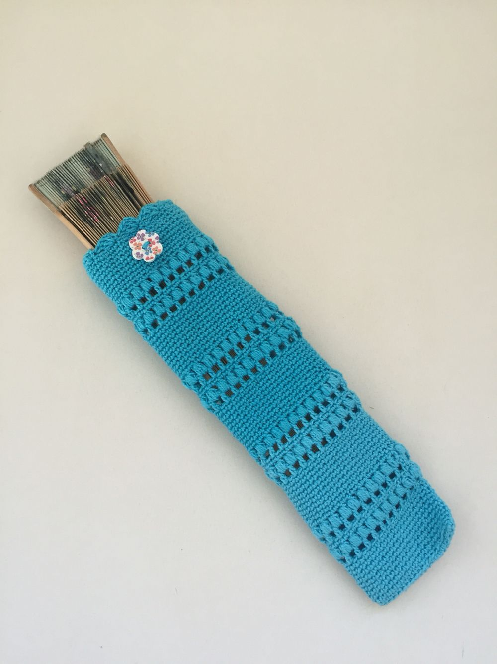Funda abanico. Majosemase | Crochet | Pinterest | Crochet, Crafts y DIY