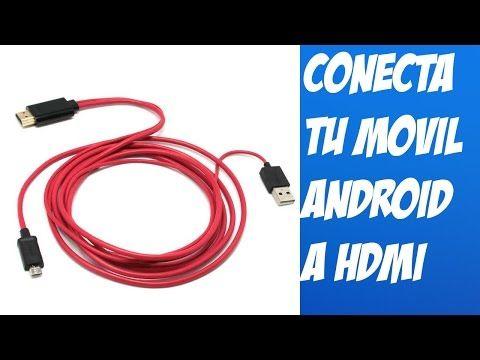 Como Conectar Tu Movil Android A La Tv Por Hdmi No Root Ni Apps Probando En S4 Hml Informatica Y Computacion Computacion Trucos Sencillos De La Vida