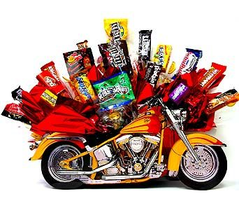 Candybouquet9g 342300 chocolate bouques pinterest 10 unique holiday gift ideas for the hardcore rider in your life the legendary buffalo chip negle Images