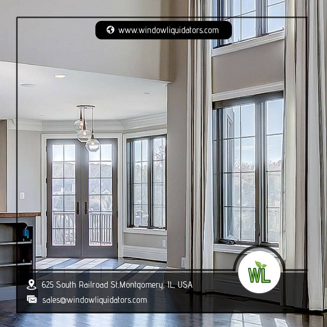 It is easy to buy new replacement windows online but you must know the following thing to care read more at best guide for replacement windows
