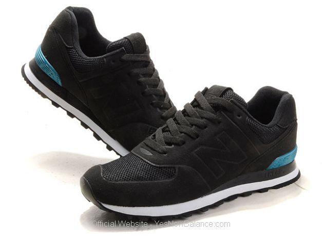 ... 574 Sonic Welded - Black Sport Shoes Find Classic New Balance 574 Sonic  Welded - Black Sport Shoes from a vast selection. Get great deals on our  online ...