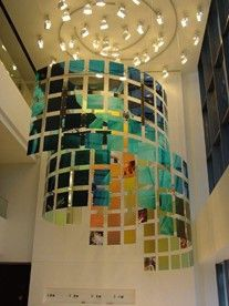 Chandelier at St. Jude's Hospital | Large Format Printing for  Corporate Industries/Hospitals