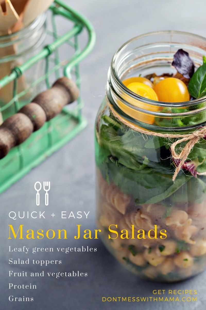 Tips on how to pack salads in mason jars 5 easy recipes tips on how to pack salads in mason jars 5 easy recipes dontmesswithmama forumfinder Image collections