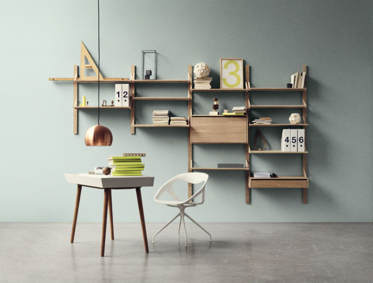 Charming Stylish Bolia Stray Wall Shelves From Kuhl Home (price Upon Request)