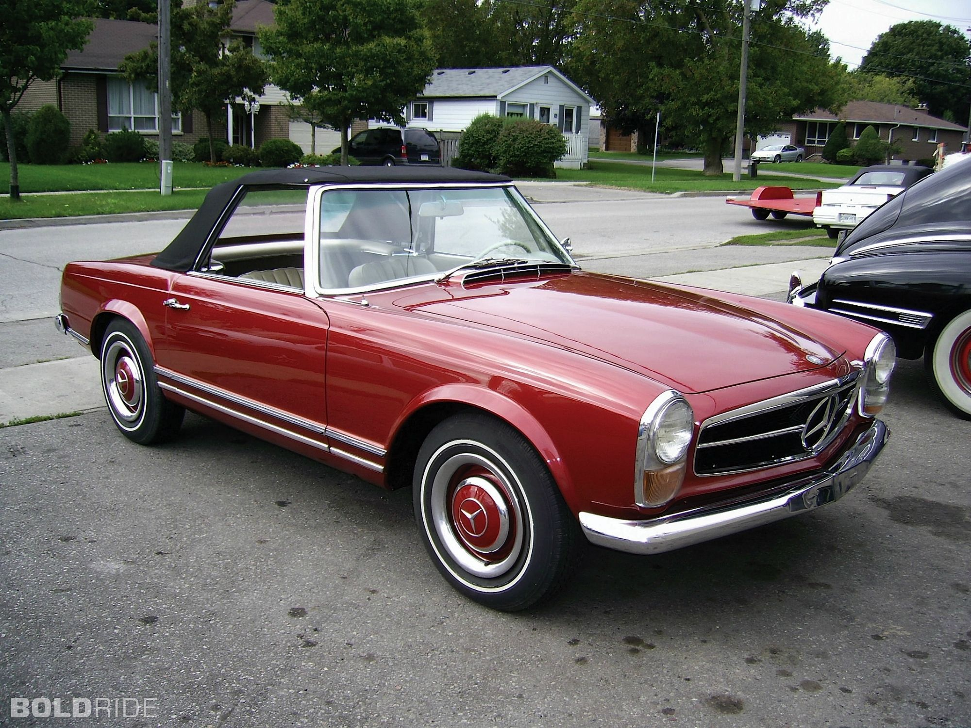 1967 Mercedes Benz 230 SL. I WANT TO DRIVE THAT. | Wheels ...