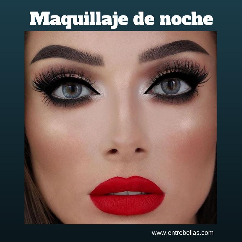 Cómo hacer un maquillaje de fiesta con ojos ahumados | Maquillaje de ...