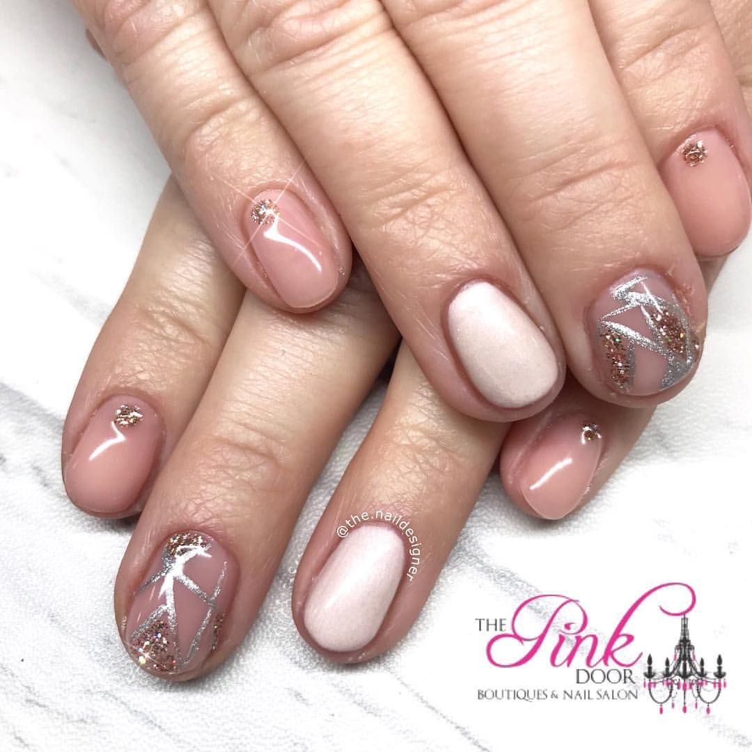 27 Likes 1 Comments Caytie Harris The Naildesigner On Instagram Book Online At Vagaro Com Thepinkdoor Licensednailtech Fin Nails Pink Door Brighton
