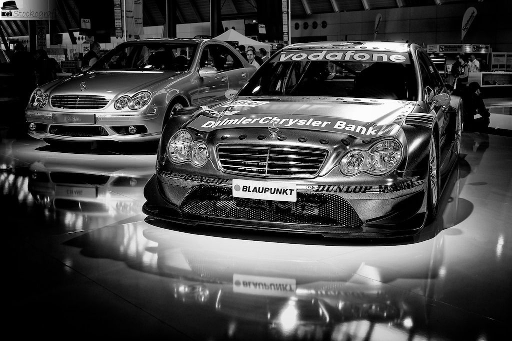 DTM Race Car taken with the Fujifilm X-T1 and the XF23