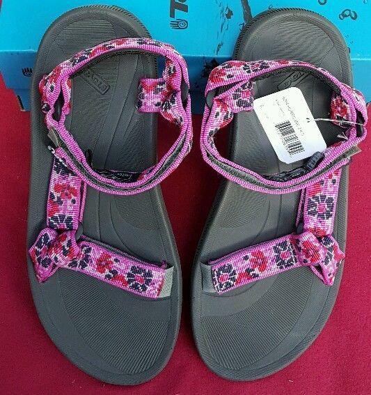 3de428e9f7f9 TEVA 6294 Youth Hurricane 2 K s Pink Sport Sandals Girls Size 6 Women s  Size 7.5  TEVA  SportSandals