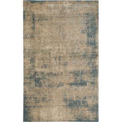 Photo of benuta Flachgewebeteppich Frencie Beige 100×160 cm – Vintage Teppich im Used-Look benuta