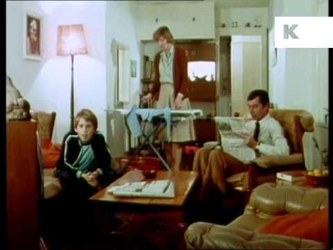 1970s Uk Family In Living Room Watching Tv Television 1970s Living Room Room Living Room