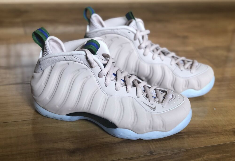 Air Foamposite One Albino Snakeskin GS Sail Black ...
