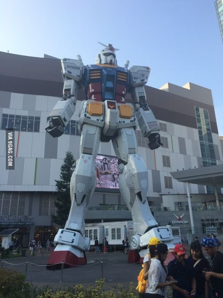 Japan will make this Gundam robot move. Who's excited?