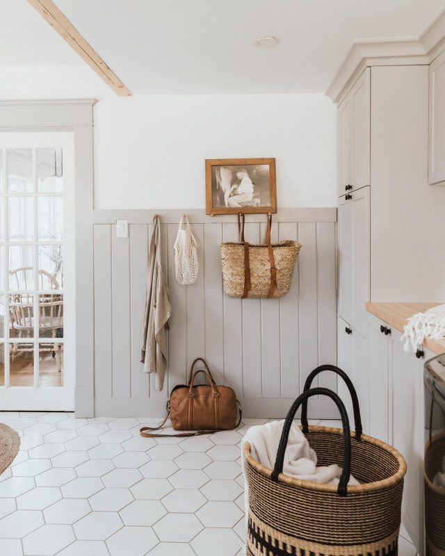 Photo of Everything You Want To Know About Our Traditional Farmhouse Laundry Room and Mudroom – The Wild Decoelis