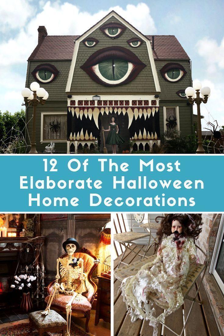 33++ Halloween home decor wholesale info