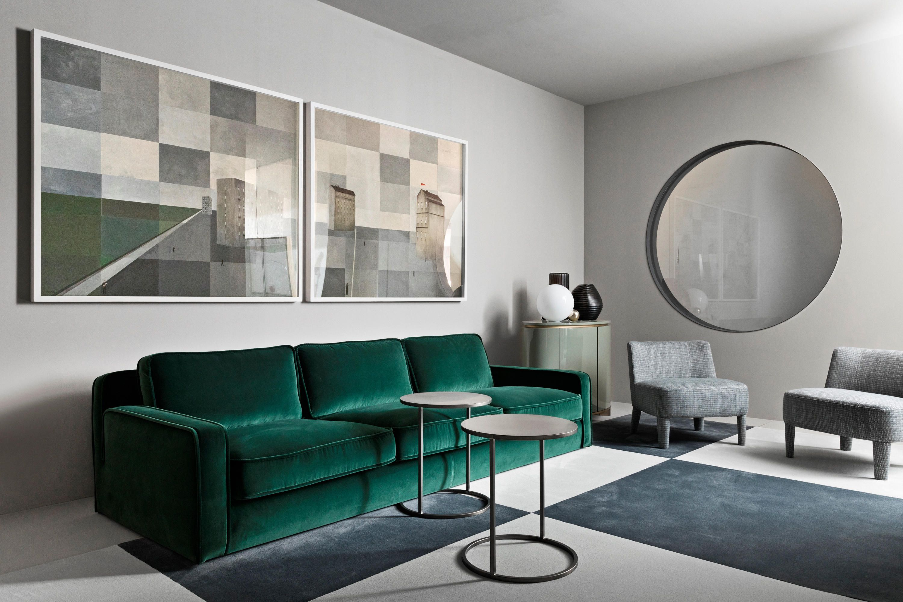 Hector Sofa Designer Lounge Sofas From Meridiani All